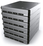 Dedicated server afbeelding